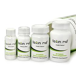 Toxin Rid by TestClear