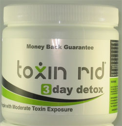 3 Day Detox Program - For Moderate Toxin Exposure - Money Back Guarantee