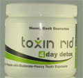 4 Day Detox Program - For Moderate-Heavy Toxin Exposure