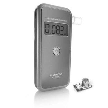 Alcomate Premium AL7000 Digital Alcohol Breathalyzer