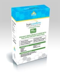 Hair Confirm Prescription Hair Drug Testing Kit