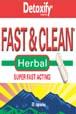 Fast and Clean Cleansing Pills