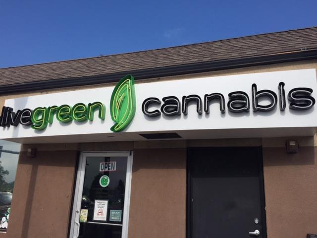 Live Green Cannabis