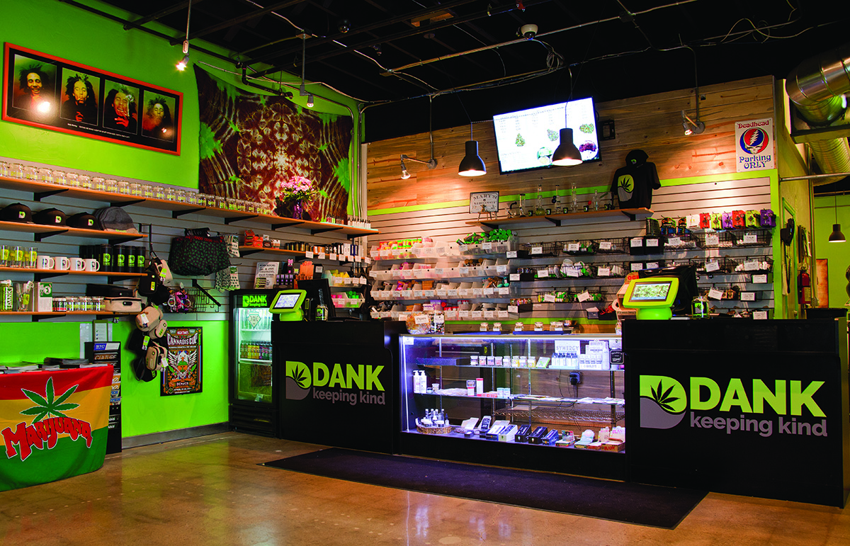 Dank Dispensary