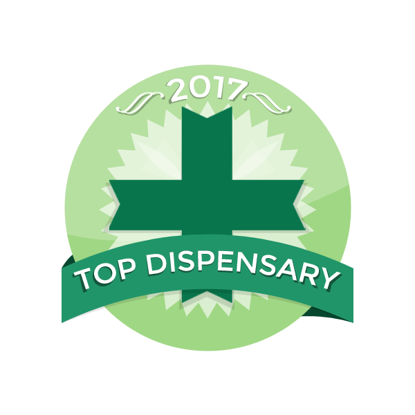 2017 Top Dispensaries