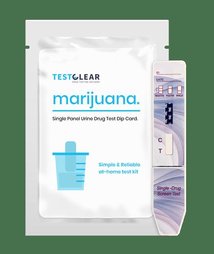 Drug Test Kits >> Marijuana Drug Test Kit