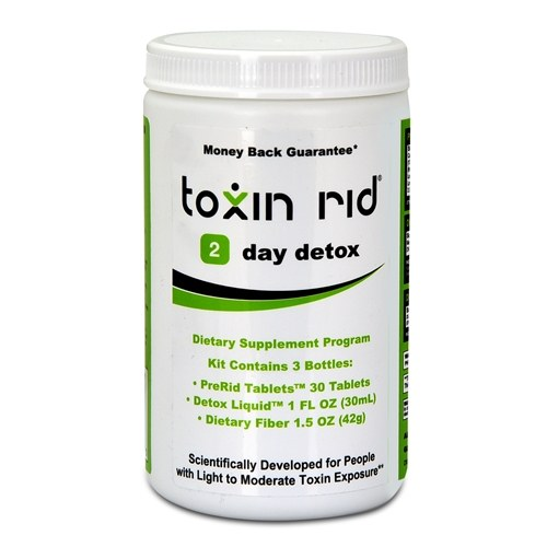 2 Day Detox Program - For Light-Moderate Toxin Exposure - Money Back Guarantee