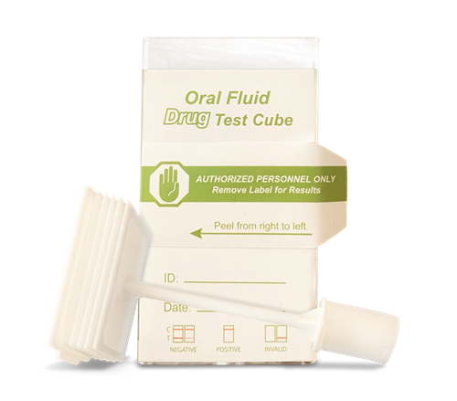 SalivaConfirm 5-Panel Oral Fluid Screening Kit