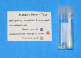 Oxycontin Identification Test