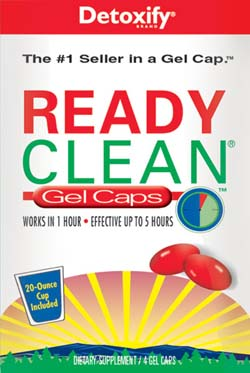 Detoxify Ready Clean Gel Caps